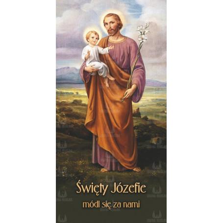 Dekoracja kościoła - Święty Józef 3