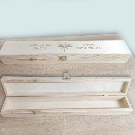 Personalizowane pudełko na świecę 8