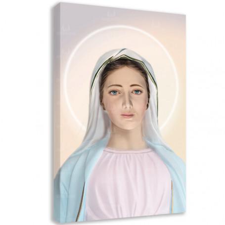 Obraz na płótnie - Matka Boża z Medjugorie NMP34