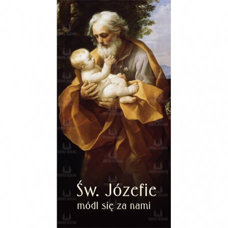 Dekoracja kościoła - Święty Józef 4
