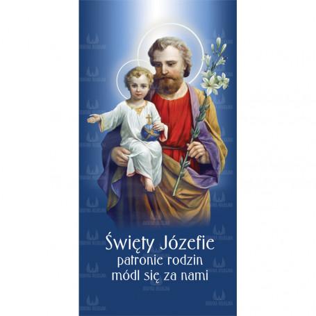 Dekoracja kościoła - Święty Józef 1