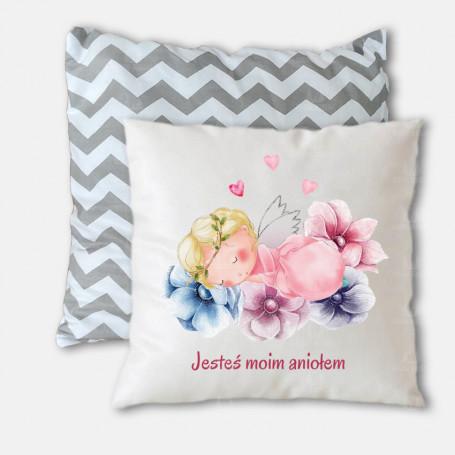 Poduszka dla dziecka z Aniołem 17