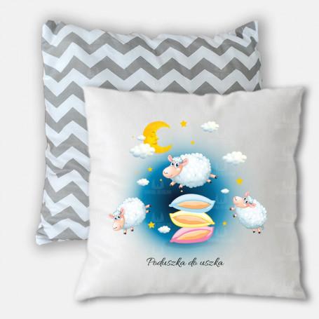 Poduszka dla dziecka z owieczkami 18